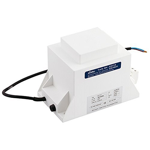 Lister 13–0500020 Lister Lister Transformateur 200 W, 230/24 V, IP 65
