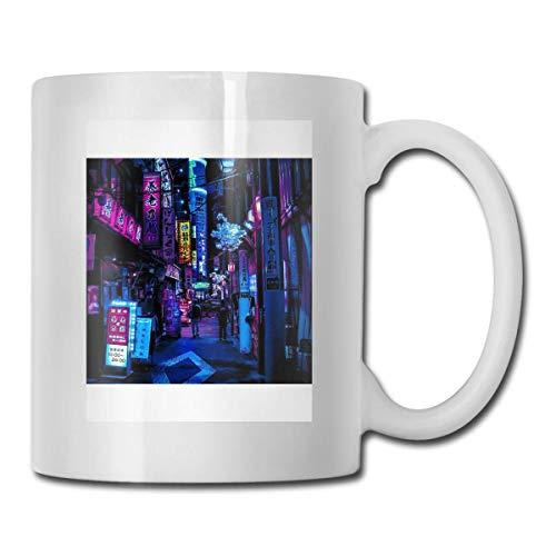 N\A Vasos de cerámica Blade Runner Vibes Código 330ml
