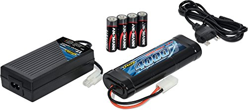 Carson 500607013 Expert Charger NiMH Compact 4A Lade Set