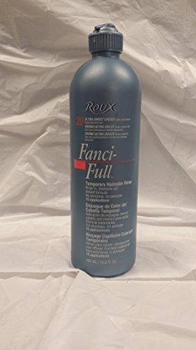 Roux Fanci-Full Rinse 20 Ultra Sweet Cream 15.2oz