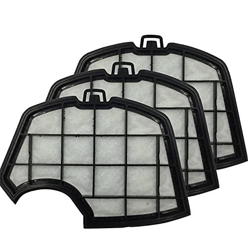 SDFIOSDOI Piezas de aspiradora Ajuste para los filtros de Vorwerk Kobold Reemplace la protección del Motor VK150 FIT FP140 FP150 Accesorios