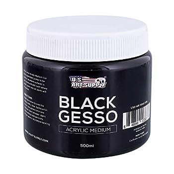 Best black gesso Reviews