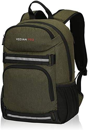 Veevanpro Cooler Backpack Insulated Backpack Cooler Lightweight Skateboard Backpack Leakproof product image