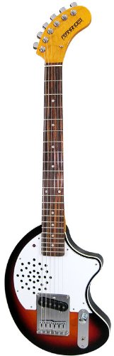 FERNANDES フェルナンデス ミニエレキギター ZO-3 TL 1962 IKEBE ORIGINAL 3SB アンプ内蔵
