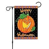 lpf Thanksgiving-Halloween-Zeichen vor dem Wohnzimmer Garten Garten Garten Dekoration Familienfest Flagge (Color : 1)