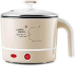 Hot Pot électrique aménagee, Sauteacute antiadhésifs;Pan, rapide nouilles Cooker, bouilloire électrique Pot multifonctions...