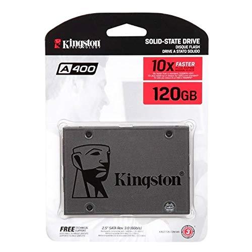 disco duro ssd 480gb kingston a400 fabricante Kingston