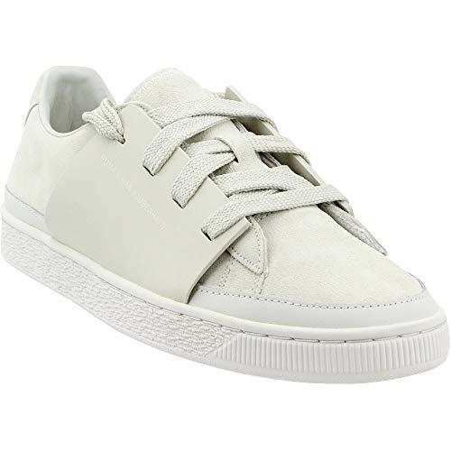 PUMA Men's x Han KJ¿BENHAVN Suede Sneaker Silver Birch 13 D US