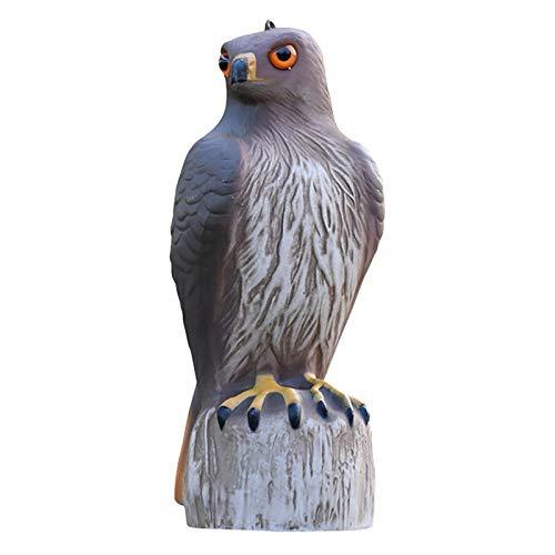 Repelentes de palota, arreglo de pájaros, forma de búho, San Aller en coche, pájaros, paloma, cornela