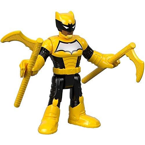 Imaginext Mini Figura Duke Thomas Dc Super Friends - Mattel