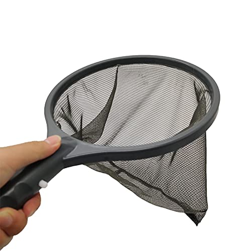 Pool Skimmer Net, Pool Leak Rake Designed to be The Best nets for Cleaning,Pond Find Mesh Leaf Skimmer Rake Net for Removing Leaves & Debris at Pool (Without Extension Pole