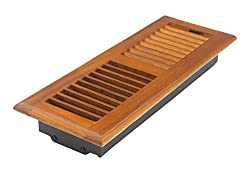 hardswood floor vent covers - prefinished