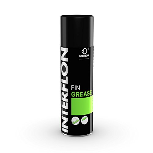 Interflon Fin Grease (Aerosol) 300 ML Can - Transparent General Purpose Grease Fortified with MicPol