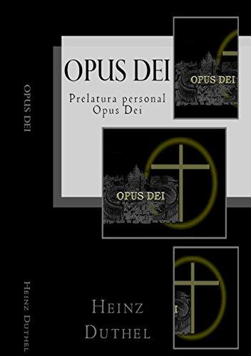 """Amazon.com: Opus Dei - iglesia dentro de la Iglesia: Colegio Romano de  Santa María """"Cómo la Iglesia Católica determina quién se convierte en  santo, quién no, y por qué"""" (Spanish Edition) eBook:"""