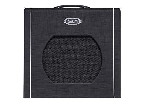 Supro Blue King 12 15-Watts 1x12 Tube Combo Amplifier