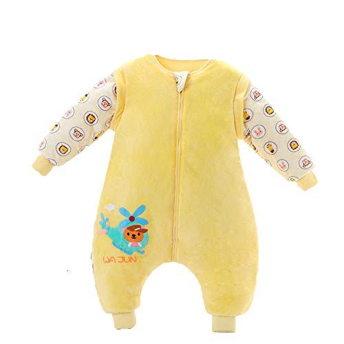 Shinelly baby schattige slaapzak, herfst en winter basic, super zachte katoenen deken