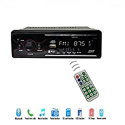 Cave car MP3 Player with USB Port SD Cards Bluetooth AUX car Stereo Set car tap and FM Radio (cave 104),RJ Car Decorators.,Cave104
