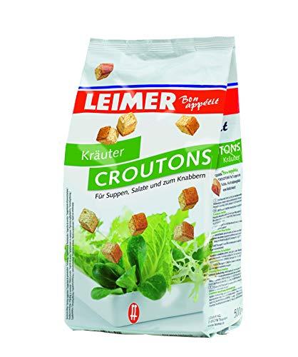 Leimer Croutons Kräuter, 500 g