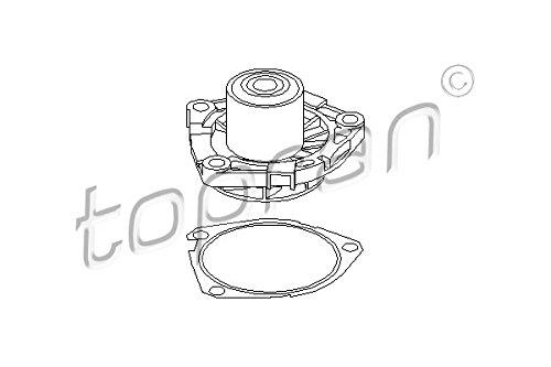 TOPRAN 207 159 Wasserpumpe