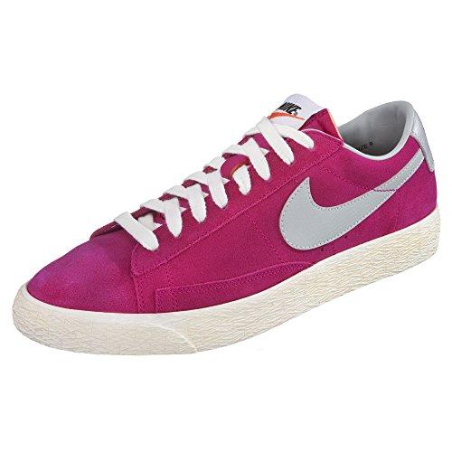 Nike Blazer Low Prm VNTG Suede 538402-601 Sneaker Bassa (39)