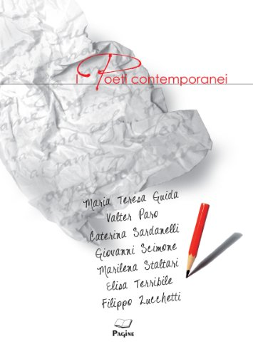 I Poeti Contemporanei 200- 7 autori