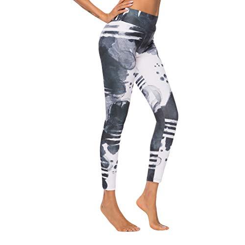 leggings damen camouflage hose damen yogahosen für damen Sport Leggings Damen sporthose damen laufhose damen high waist hosen für damen Workout Fitness Jogginghose elastische schnürsenkel S-XL