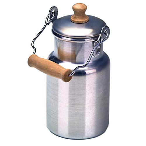 Glückskäfer 530078 Pot à lait en aluminium 15 cm
