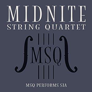 MSQ Performs Sia