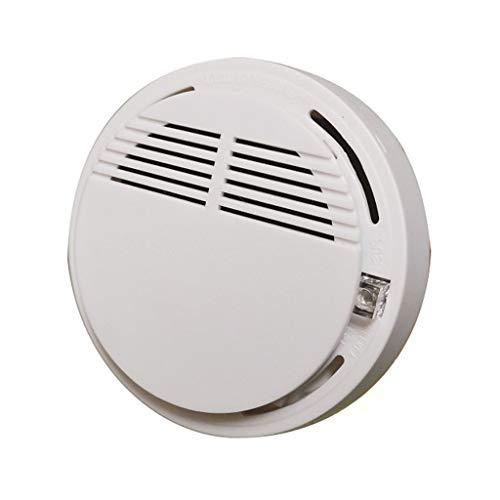 Detector de humo inteligente Analizador de gas de alerta Sistema de alarma Sensor Alarma de trabajo Hogar Cocina Sala de estar Seguridad Protección de seguridad Suministros de equipos contra incendios