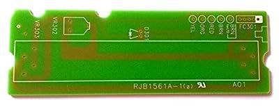 Technics Pitch Slider Pcb Sl1200 Sl1210 Mk2 Mk3 Mk4 Mk5 Mk6 Ltd Gld Rjb1561a-1