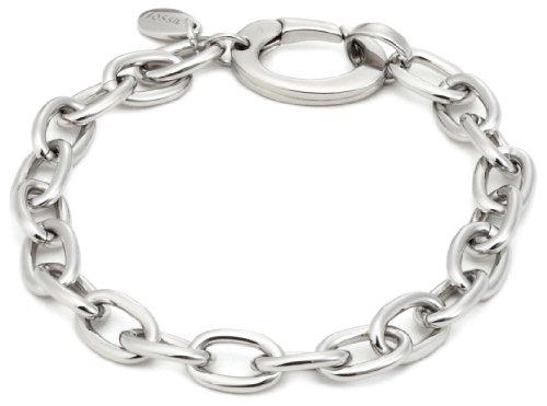 Fossil Jewelry JF84960040 - Pulsera de acero inoxidable