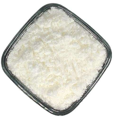 Ultimate Baker Natural Non-Melting White Donut Sugar, White Snow Sugar and White Coating Sugar for Donuts and Icing (8oz Bag)