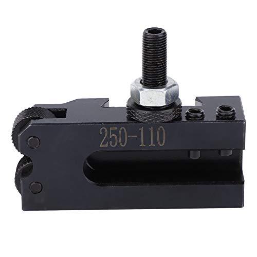 Portaherramientas de torno CNC, Portaherramientas de torneado de moleteado de alta dureza industrial, para mecanizado de precisión 250-110