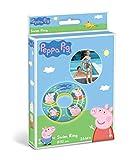Mondo Mondo-16639 Toys-Peppa Pig Swim Ring-Ciambella Gonfiabile-Anello di Nuoto Salvagente...