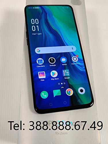 Oppo Reno 10x Zoom 16,8 cm (6.6') 8 GB 256 GB Doppia SIM 4G Verde 4065 mAh