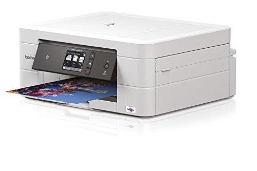 Brother MFC-J895DW 4-in-1 Tinten-Multifunktionsgerät, weiß