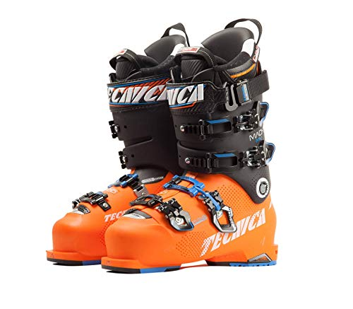 TECNICA Herren Skischuhe orange 28