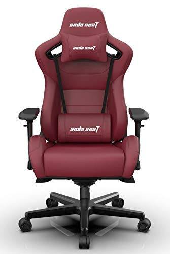 Kaiser Series Premium Gaming Chair - Maroon - XL