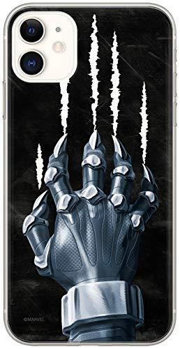 Original & Offiziell Lizenziertes Marvel Schwarzer Panther Handyhülle für iPhone 11 Hülle, Hülle, Cover aus Kunststoff TPU-Silikon, schützt vor Stößen & Kratzern
