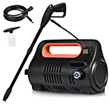 Goplus Compact Pressure Washer Portable High Power Car Cleaning Machine...