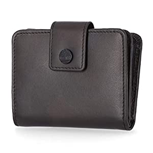 Timberland Women's Leather RFID Small Indexer Wallet Billfold 28