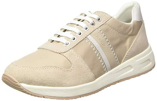 Geox D Bulmya A, Zapatillas Mujer