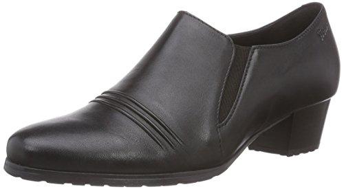 Sioux Francesca-122, Damen Slipper, Schwarz (schwarz), 37.5 EU (4.5 Damen UK)