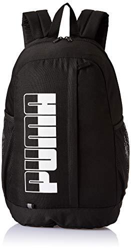 Puma Plus Backpack II Mochila, Adultos Unisex, Black (Negro), Talla Única