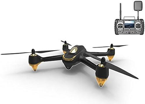 Hubsan x4 H501S Cuadricoptero negro Pro Edición