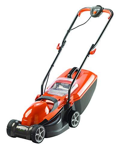 Flymo Chevron 32 V Electric Wheeled Lawn Mower, 1200 W, Cutting Width 32 cm
