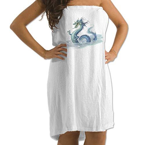Gebrb Toallas de baño,Toalla de Playa,Manta de Playa Bath Towels Chinese Dragon 31'x51' Premium Towel Blanket Super Soft Absorbency