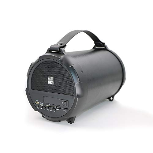 Altec Lansing AL-1004A 25 Watt Wireless Bluetooth Portable Speaker (Black)