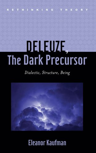 Deleuze, The Dark Precursor: Dialectic, Structure, Being (Rethinking Theory) (English Edition)