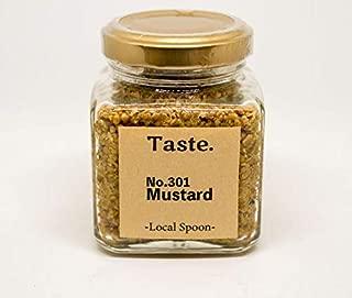話題沸騰の純国産マスタード「 No.301 Mustard (ペーストタイプ)」